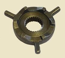 шайба кикстартера 4T двигатель 139QMB, 50сс 26 шлицов
