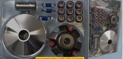 вариатор передний в сборе 152QMI, 157QMJ, ATV150 тюнинг