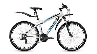 Велосипед FORWARD QUADRO 1.0 2016