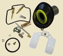 ремкомплект карбюратора 4T 125-150см3 152QMI, 157QMJ + мембрана D22