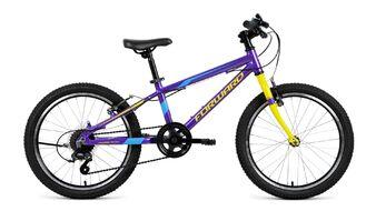 Велосипед FORWARD RISE 20 2.0 2018-2019