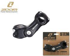 Вынос руля TDS-C331-8, ZOOM, Алюминиевый, Регулируемый, безрезьбовой, 25,4 мм, длина 105 мм, ZOOM, блистер (черный, RSMTDSC26902)