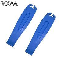 Монтажки VXM, нейлоновые, комплект 2 шт., пр-во Тайвань, цвет - синий
