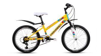 Велосипед FORWARD IRIS 20 2017