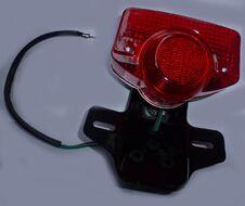 фонарь стоп-сигнала в сборе с кронштейном  DELTA,  ALPHA