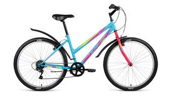 Велосипед ALTAIR MTB HT 26 1.0 Lady 2018