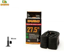 Камера 27,5x2,25/2,50 бутил, авто-ниппель, A/V-48мм DURO (DHB01096)