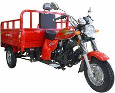 Трицикл ZIP MOTORS Triton 200 (красный)