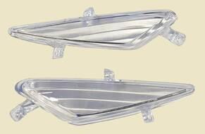 пластик щитка облицовочного фары правый + левый   STINGER,TACTIC, F1,  FLASH, JOKER