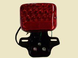 фонарь стоп-сигнала в сборе с кронштейном светодиодный DELTA,  ALPHA