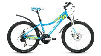 Велосипед FORWARD RIVERA 2.0 disc 2016