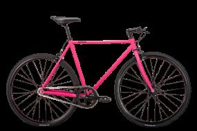 Велосипед BEARBIKE Paris (700C 1 ск. рост 500 мм) 2019-2020, розовый