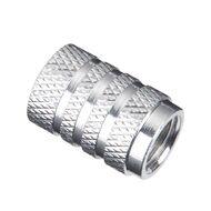 Колпачок ниппеля (серебристый металлик) 1 шт
