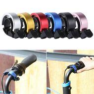 Звонок велосипедный, TORRENT, алюминиевый, D38.5, кольцевой