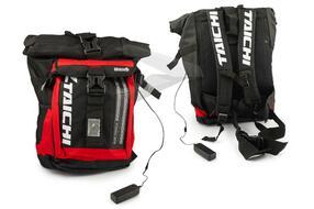 Рюкзак TAICHI, WaterProf, со встроенной LED подсветкой