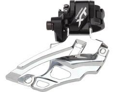 Переключатель передний, SHIMANO XT, M786,  2/3 ск., Direct mount, Рамка - нижняя, Тяга - универсальная, 44