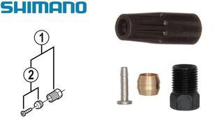 Ремкомплект для установки гидролинии SHIMANO, BH-90 (УТ00019043)
