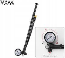 Насос высокого давления, VXM, BG-1611, алюминиевый, с манометром, max 290 Psi/20 bar (УТ00021675)