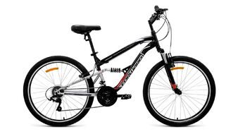 Велосипед FORWARD BENFICA 26 1.0 2018-2019