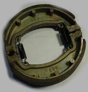 колодки тормозные барабанные задние (130x28mm) YBR125, Racer RC150-23 Tiger