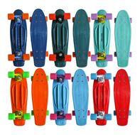 """Скейтборд Sydney 22"""", KMS, пластиковый, Abec-7 (LAMBSydney22)"""