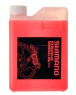 Масло, гидравлическое минеральное, Shimano SM-DB-OIL для прокачки тормозов (1 литр) (KSMDBOILO)