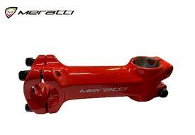 Вынос руля TDS-C476-8, нерегулируемый, безрезьбовой, 28,6 мм, 25,4 мм, угол-7, 41 мм, 110 мм, MERATTI (красный, 1SMARE200005)