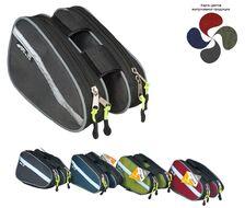 Велосумка MASTER TWEEN крепление на раму, 2 отделения по 21х12х4 см, водонепроницаемая, Neylon 600D PVC (вс039.018.1.1)