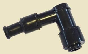 колпачок свечной 4T  (90°)   DELTA50, ALPHA50, ACTIVE110, CG125-150