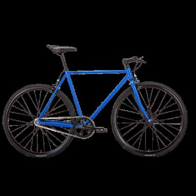 BEARBIKE Vilnus, 700C, рост 580 мм, 2021, синий