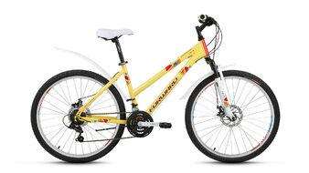 Велосипед FORWARD IRIS 24 2.0 disc 2017