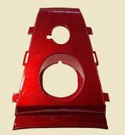 пластик задний соединительный (под крышкой бака) R50, STORM, TRAFFIC, KIDDY, COMETA