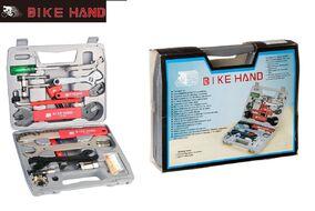 Набор инструментов Bike Hand YC-735A, в кейсе, 19 предметов (Bike Hand YC-735A)