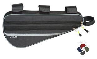 Велосумка MASTER LONG крепление под раму, большая, нейлон, 40x15 см (вс028.040.1.0)