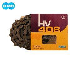 Цепь KMC (HV-408) 6/7 скор. (116 звеньев) с замком, инд. упаковка (KMC-HV408, RCNHV4080001)