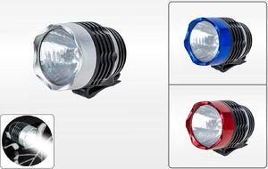 Фара передняя, 1 Super LED, 3 Вт, 3 режима работы, влагозащищенный корпус, блистер (F3265117)
