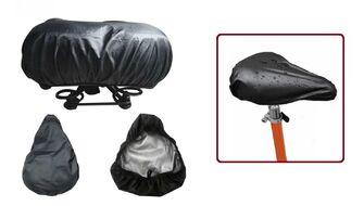 Чехол на седло для велосипеда, непромокаемый (черный, SEADCASE1BL)