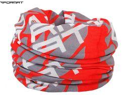 Бафф FORMAT, красный/серый (RFMTBUFFY001)