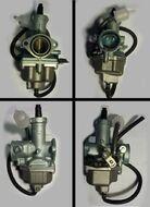 карбюратор 4Т 157FMI,162FMJ (AX100,CG125,GG150,GN125,GS125) PZ27 (ручной дроссель), Racer RC150-23 T