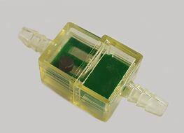 фильтр топливный универсальный с магнитом большей прямоугольный