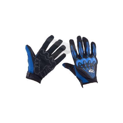 Перчатки AXE RACING, (L), полный палец, с защитой, сетка, лайкра #0