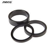 Кольцо проставочное рулевое NECO, 5 мм, Тайвань (черный, NECO AS3605,5мм,black)