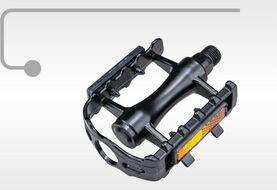 """Комплект педалей, MTB, Алюминиевые, 116х80 мм, 9/16"""", FEIMIN (черный, 4650064236530)"""