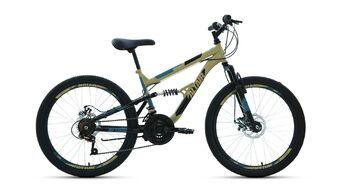 Велосипед ALTAIR MTB FS 24 disc 2019-2020