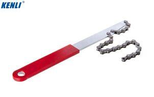 Ключ съемник (хлыст) трещетки/кассеты KENLI KL-9729 (NN005515)