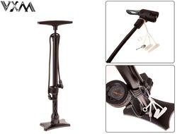 Насос VXM напольный 32х650 мм, двойная головка A/V, F/V, с манометром, BM-3265 (УТ00020484)
