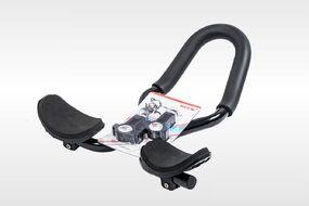 Лежак на руль, BCCN, Алюминиевый (черный)