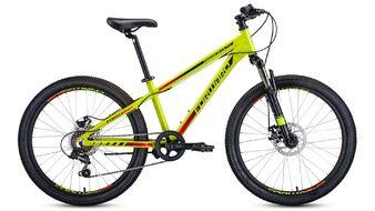 Велосипед FORWARD TWISTER 24 2.0 disc 2019-2020