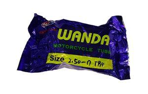 Камера 17x2,50 для мопеда бутиловая TR4 WANDA (УТ00004225)