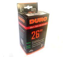 Камера 26x1,75/2,125 A/V-48 DURO